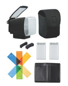 BounceLite Filtration Venue Flashgun Modifier Diffuser Softbox w/ Filter System