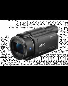Sony Handycam FDR-AX53 Ultra HD 4K Camcorder Balanced Optical SteadyShot: Refurbished