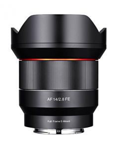 Samyang AF 14mm f2.8 Autofocus Lens - Sony FE Mount
