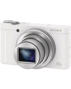 Sony DSC-WX500 Compact Digital Camera - White: Refurbished