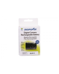 Digipower Replacement Battery for Olympus BLM-5