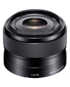 Sony NEX E 35mm f1.8 OSS Lens For Sony NEX Digital Cameras: Refurbished