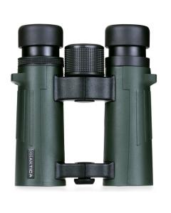Praktica Pioneer 8x34 FMC Roof Prism Waterproof Binoculars: Green