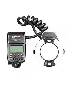 Kenro Ring Flash KFL201C: Canon