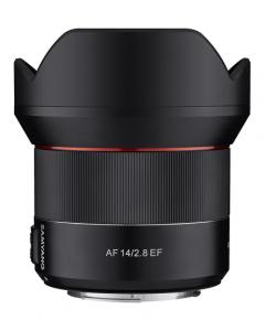 Samyang AF 14mm f2.8 Autofocus Lens - Canon EF Mount