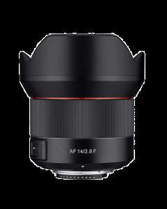 Samyang AF 14mm f2.8 Autofocus Lens - Nikon F Mount