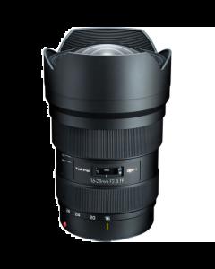 Tokina Opera 16-28mm F2.8 FF Lens: Canon EF Mount
