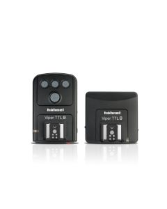 Hahnel Viper TTL Wireless Flash Trigger Kit: Canon