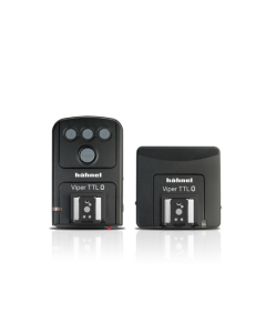 Hahnel Viper TTL Wireless Flash Trigger Kit: Nikon