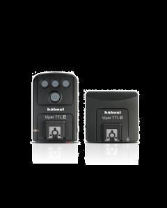 Hahnel Viper TTL Wireless Flash Trigger Kit: Sony MI Multi Interface