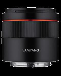 Samyang AF 45mm f1.8 Autofocus Lens - Sony FE Mount