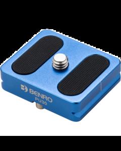 Benro Slim PU30 Quick Release Plate Arca Compatible Tripod Plate