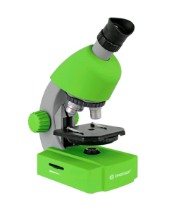 Bresser Junior 40-640x Microscope: Green