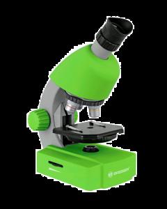 Bresser Junior 40-640x Microscope: Green