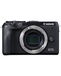 Canon EOS M6 Mark II Mirrorless Digital Camera Body Only