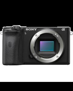 Sony Alpha A6600 Digital Camera Body - Black