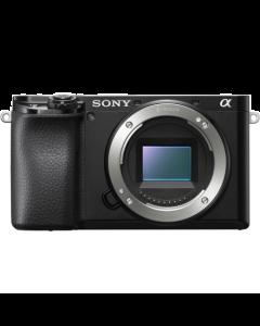 Sony Alpha A6100 Digital Camera Body - Black