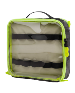 Tenba Tools Cable Duo 8 Cable Pouch Camouflage And Lime