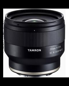 Tamron 20mm F2.8 Di III OSD Macro 1:2 Lens F050 - Sony FE Mount