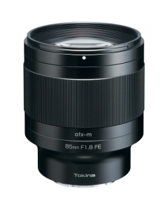 Tokina atx-m 85mm F1.8 AF Lens - Sony FE Mount