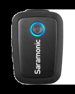 Saramonic Blink 500 TX Clip-On Digital Bodypack Wireless Transmitter with Omni Lavalier Microphone (2.4 GHz)