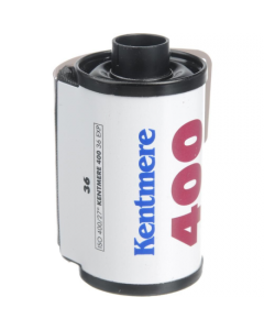 Kentmere Pan ISO 400 Black & White 36 Exposure 35mm Film