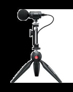 Shure MV88+ Premium Digital Stereo Mic Video Kit