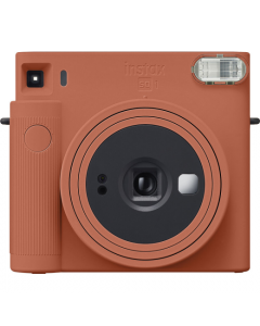 Fujifilm Instax Square SQ1 Instant Film Camera - Terracotta Orange