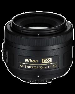 Nikon AF-S DX NIKKOR 35mm f/1.8G Digital SLR Lens