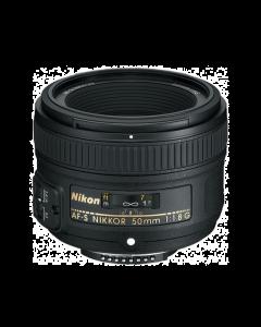 Nikon 50mm f1.8 G AF-S Auto Focus Prime Lens
