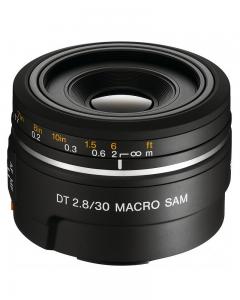 Sony DT 30mm f2.8 SAM Macro Digital SLR Camera Lens