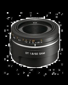 Sony DT 50mm f1.8 SAM Digital SLR Camera Lens