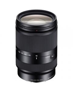 Sony E 18-200mm f3.5-6.3 OSS LE E-mount Lens
