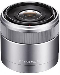 Sony NEX E30mm f3.5 Macro Micro SLR Camera Lens