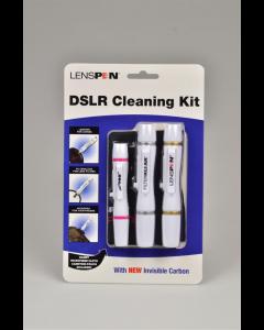 Lenspen DSLR Pro Elite NDSLRK-1 Camera Lens Cleaning Kit Invisble Carbon White