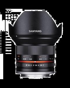 Samyang 12mm f2 NCS CS Ultra Wide Angle Lens - Sony E Mount
