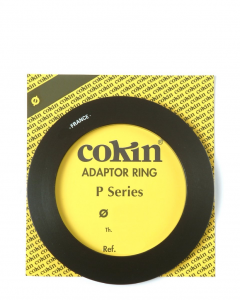 Cokin P Series Filter Ring Adapter: 49mm