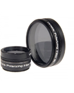 Optical Vision Variable polarising Filter Set For Telescope: 1.25""