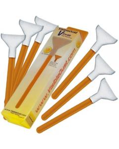 Visible Dust 12PK DHAP Orange Sensor cleaning Swabs: 1.3X
