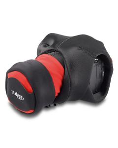 Miggo Grip & Wrap SLR Black & Red