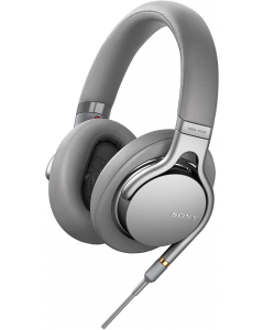 Sony MDR-1AM2 Hi-Res Audio Headphones - Silver