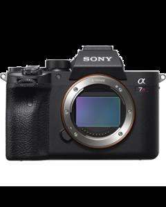Sony Alpha A7R IV Full Frame Digital Camera Body