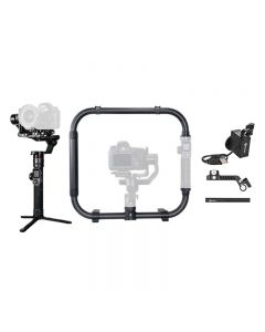 FeiyuTech AK4000 Pro Kit With Dual Handle Grip and Follow Focus II