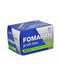Fomapan Profi Line Action ISO 400 Black & White 36 Exposure 35mm Film