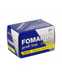 Fomapan Profi Line Classic ISO 100 Black & White 36 Exposure 35mm Film