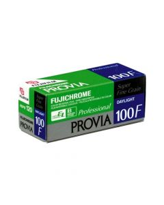 Fujifilm Fujichrome Provia 100F Colour 120 Roll Film