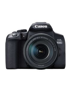 Canon EOS 850D Digital SLR with 18-135mm IS USM Lens
