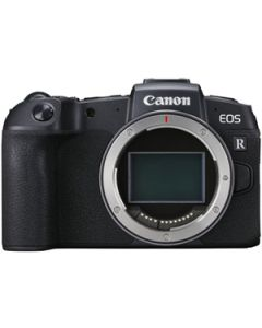 Canon EOS RP Full Frame Digital Mirrorless Camera Body with EF Adapter
