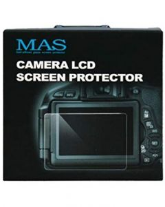 Dorr MAS Glass Screen Protector For Nikon D3200 / D3500