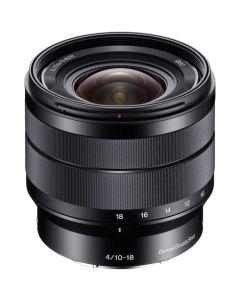 Sony E 10-18mm f4 OSS E-mount Lens